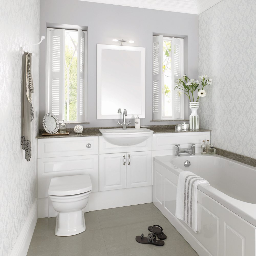 Bathroom ideas inspiration pb home solutions devon for Main bathroom ideas