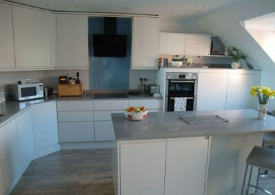 Kitchen Design - Sidmouth