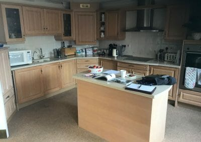 Mrs A - Sidmouth Kitchen Before