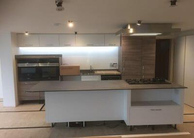 In Progress - Lyme Regis Kitchen