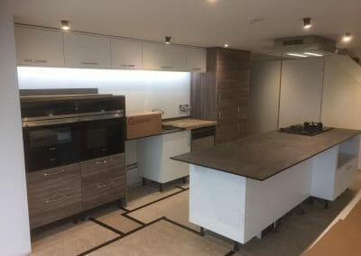 In progress Kitchen - PB Home Solutions
