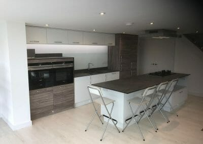 Modern Kitchen - Lyme Regis