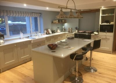 Traditional Kitchen - Northleigh