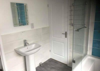 Mr & Mrs N – Bathroom in Seaton