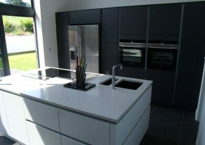 Island Kitchen - Colyton