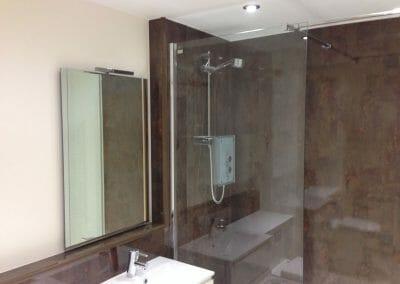 Mr & Mrs B, Bathroom in Seaton