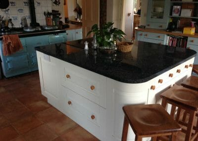 Granite Worktops - Melplash