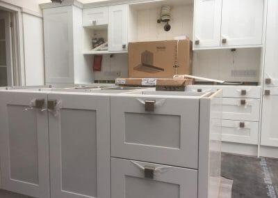 Inprogress Kitchen