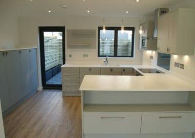 Corian Worktops - PB Home Solutions