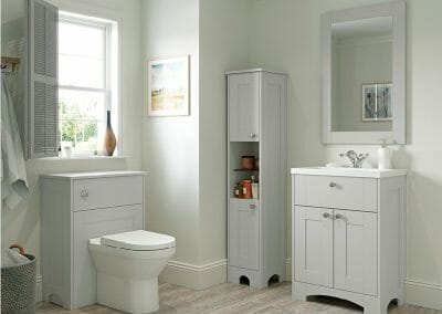 MerewayBathrooms-Knightsbridge Light Grey Matt