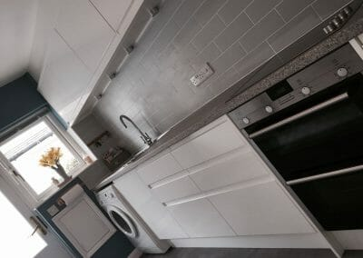 Modern Kitchen - Taunton