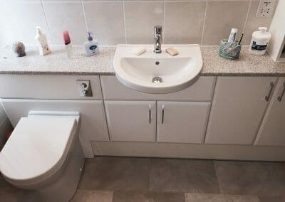 Mereway Bathroom - Taunton
