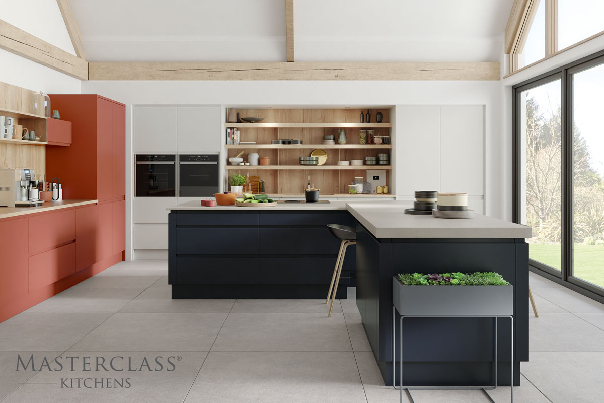 masterclass kitchens East Devon