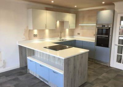 Kitchen design - Exmouth