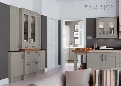 Masterclass Kitchens Wimbourne - Nutmeg