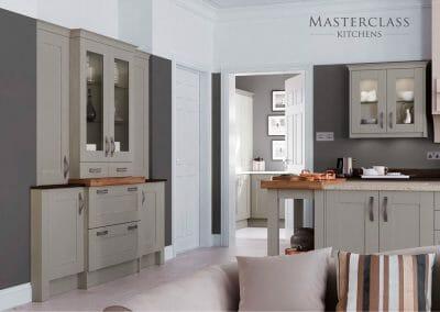 Masterclass Kitchens Wimbourne - Nutmeg