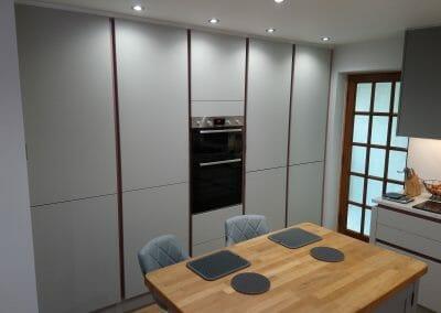 Masterclass Kitchens Sutton Light & Dusk Grey