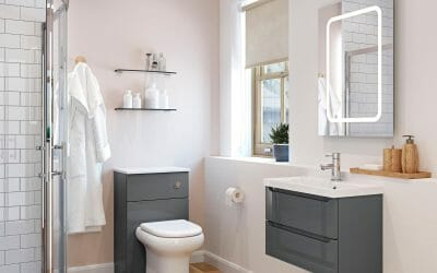 The Best Bathroom Storage Ideas To Keep Your New Space Calm & Clutter-Free