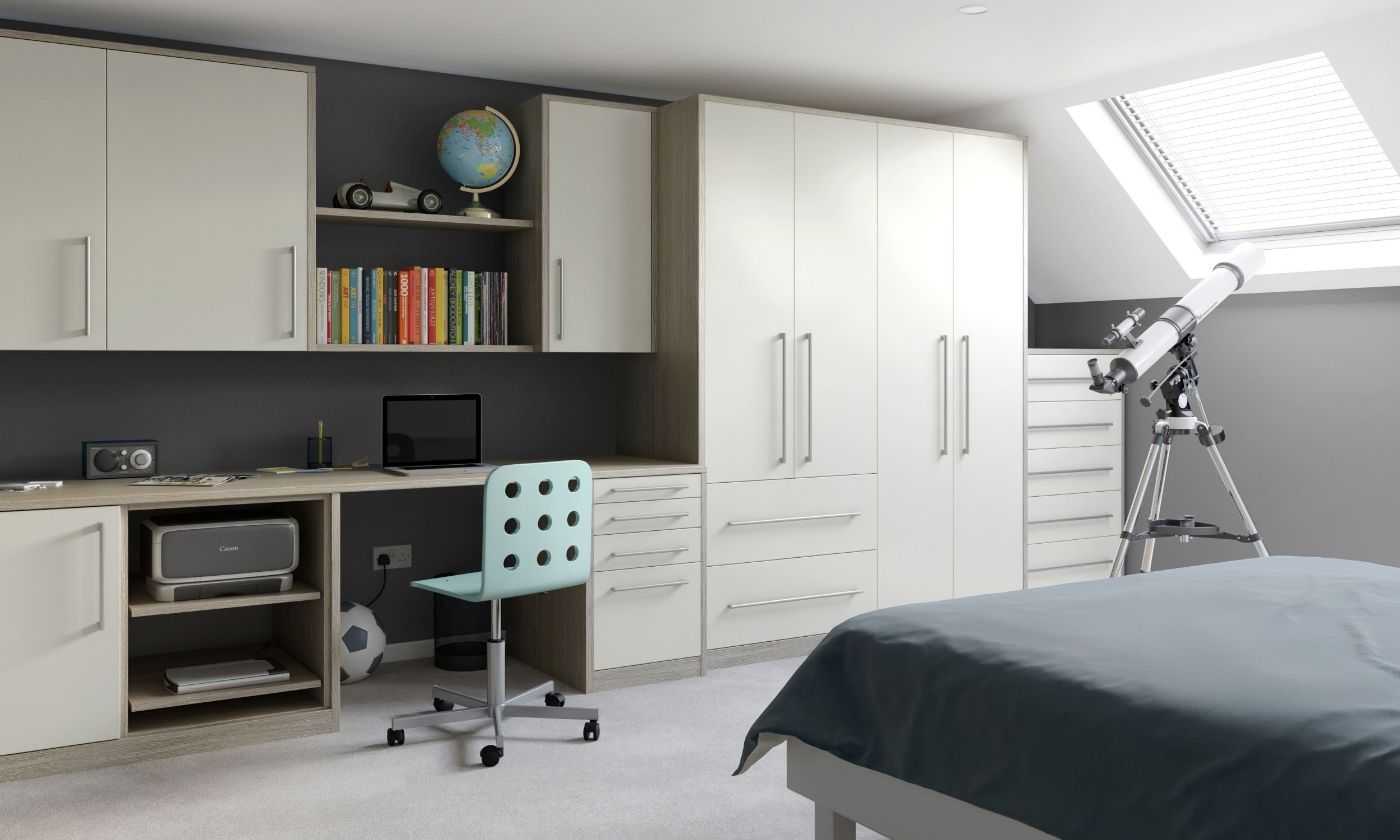 Very Modern Younger Room