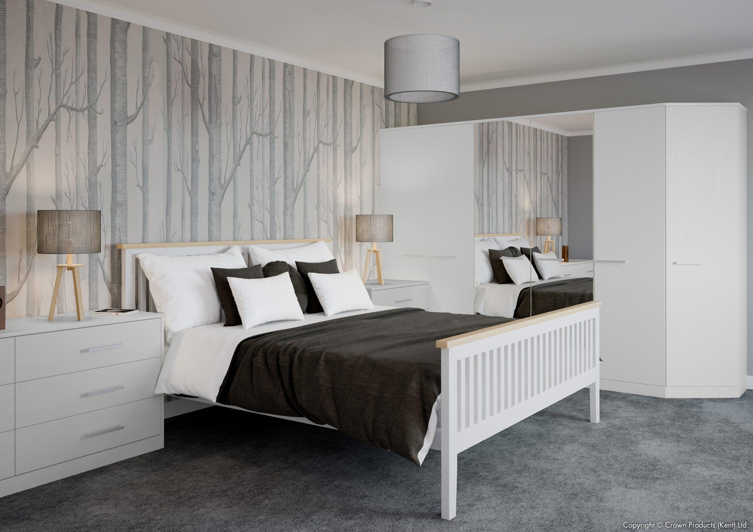 Stone Grey Bedroom