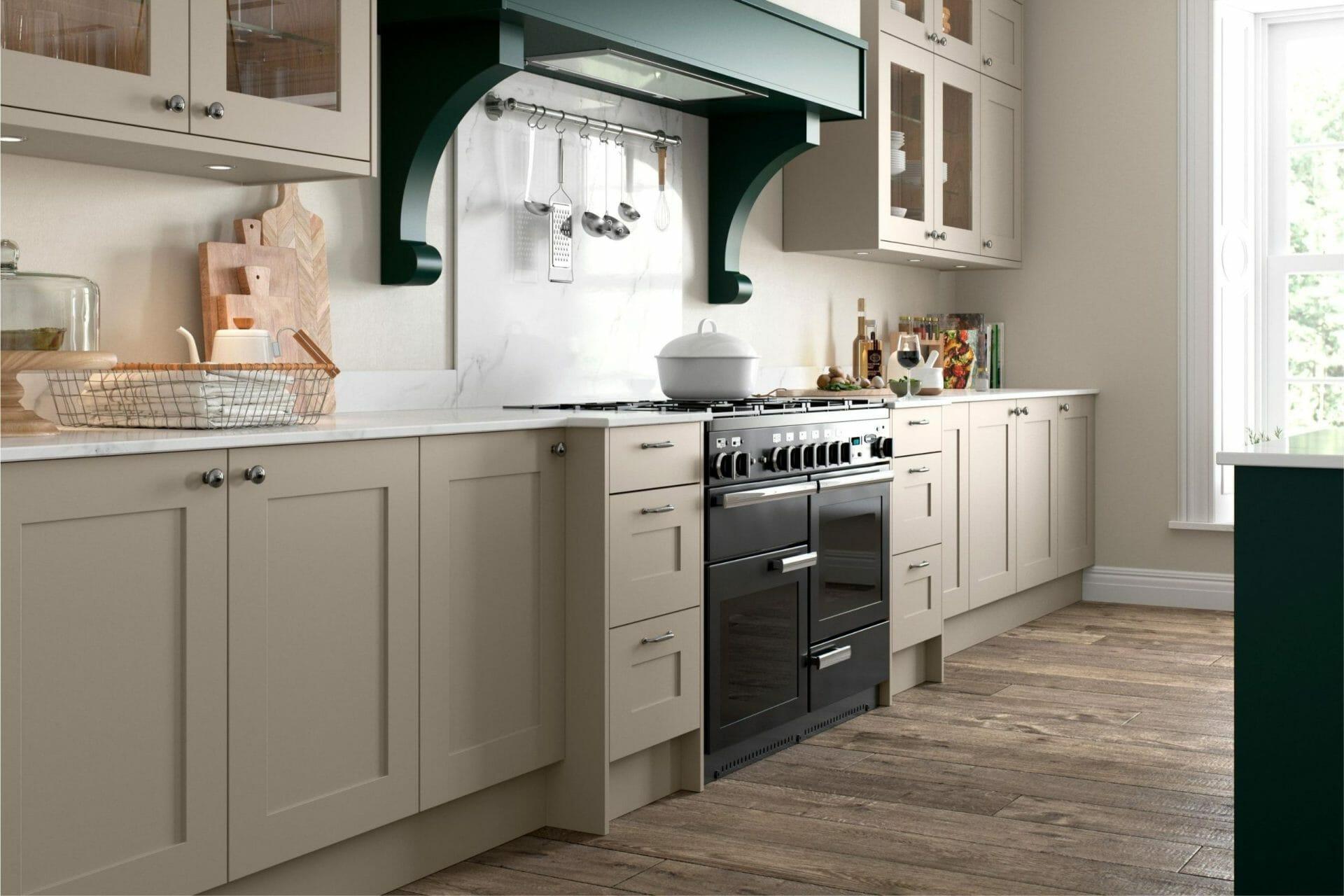 Classic Kitchen Range Cooker