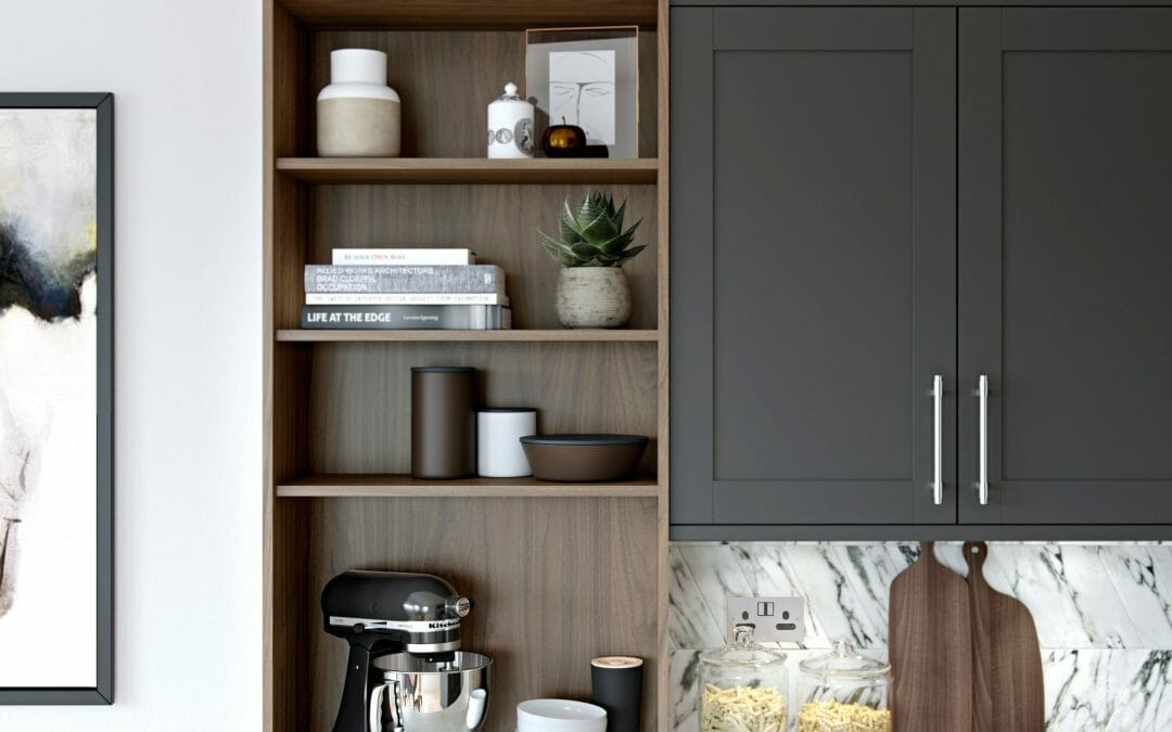 Graphite Kitchen Unit