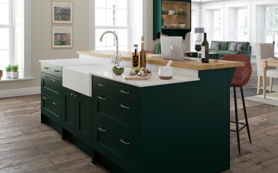 Why Choose A Masterclass Kitchen From PB Home Solutions?